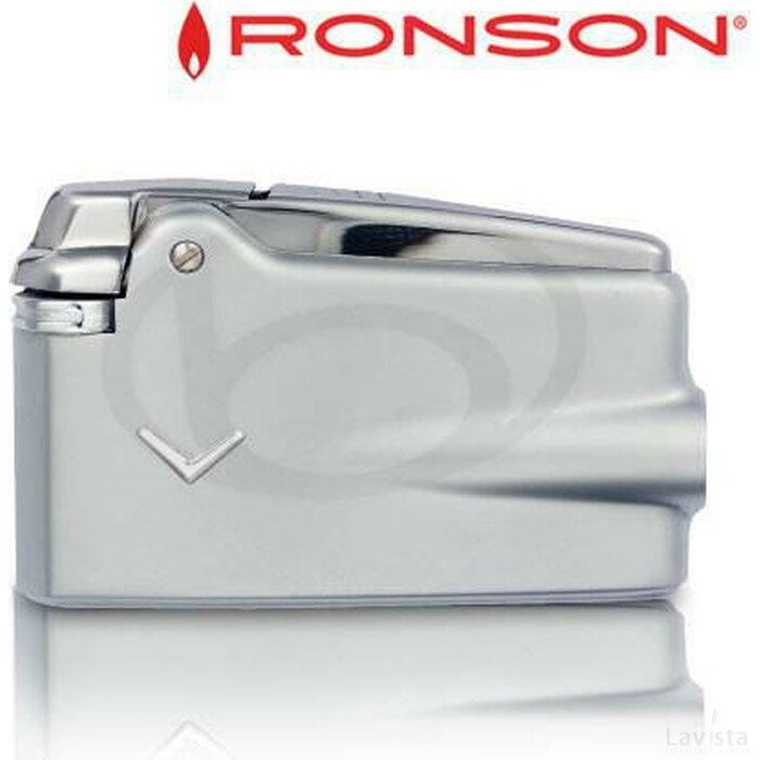 Ronson Varaflame Chroom Satijn -v-