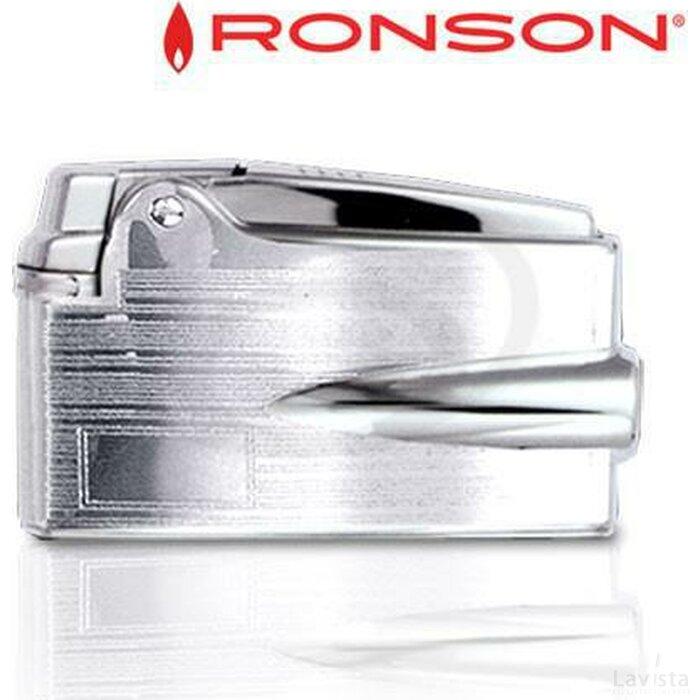 Ronson Varaflame Chroom / Graveerplaat