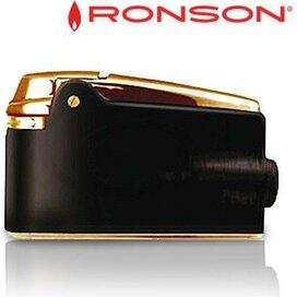Ronson Varaflame Zwart - Goud