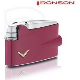 Ronson Mini Varaflame - Pink Lacquer