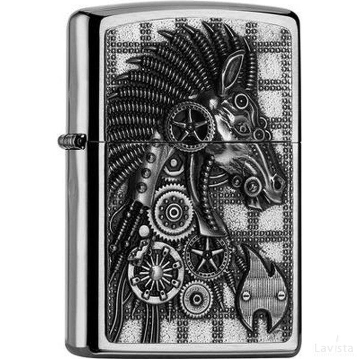 ZIPPO CYBER HORSE