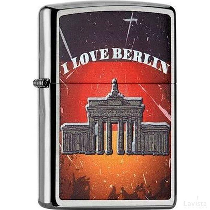 ZIPPO I LOVE BERLIN