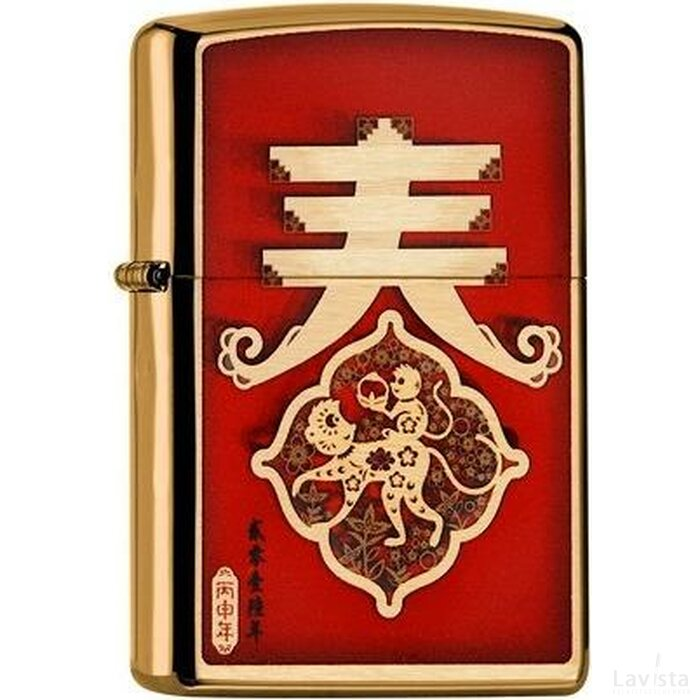 ZIPPO CHINESE DESIGN