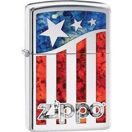 ZIPPO AMERICAN FLAG