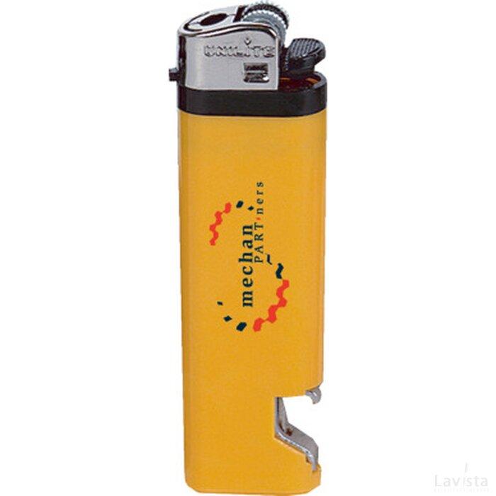M3L flesopener aansteker Geel