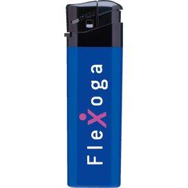 Tokai aansteker P12, elektronisch hard colour Blauw