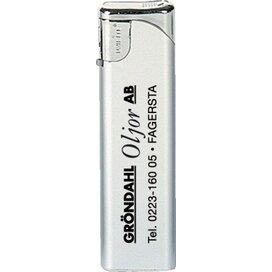 Slider elektronisch zilver, navulbaar