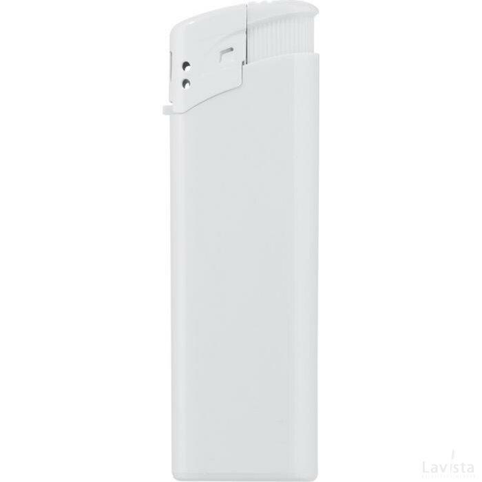 Aansteker Electronic Wit