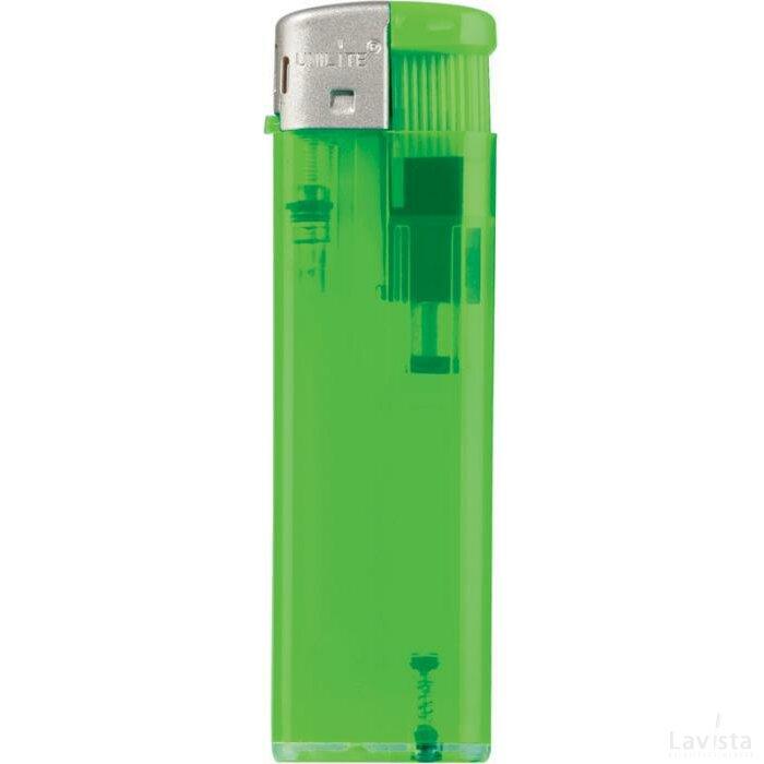 Aansteker Torpedo Transparant Transparant Licht groen