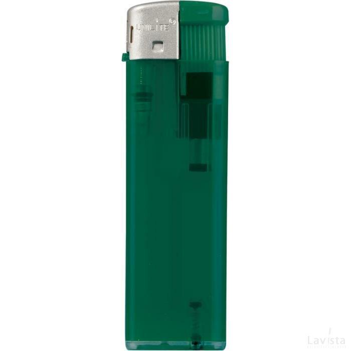 Aansteker Torpedo Transparant Transparant groen