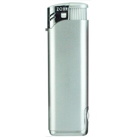 Zorr Piezo LED zilver