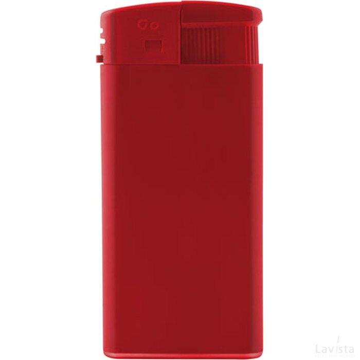 Aansteker GO XL mat rood