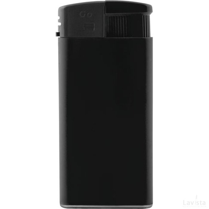 GO XL mat zwart
