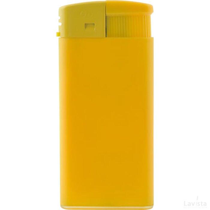 Aansteker GO XL mat geel