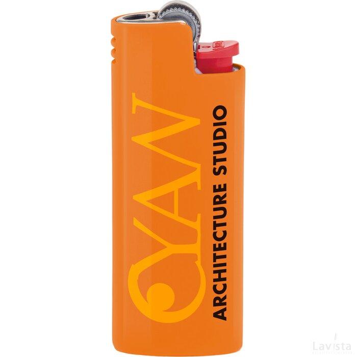 BIC® Styl'it Luxury Lighter Case Neon
