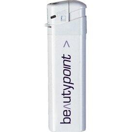 Tokai aansteker P12 HC, elektronisch wit/wit
