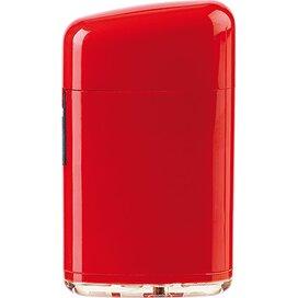 Elektronische turbo aansteker met kap HC, navulbaar rood