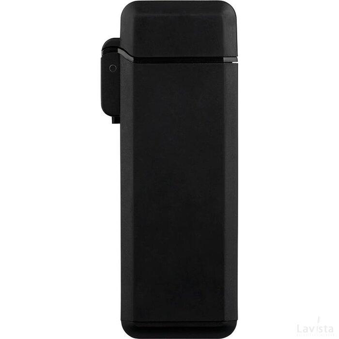 Aansteker GO Eco Rubber Jet-Flame zwart