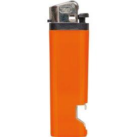 Wegwerpaansteker 2-in-1 Oranje