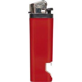 Wegwerpaansteker 2-in-1 Rood
